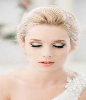 Brautmakeup  (Inkl. Probeschminken und Wimpern kleben)
